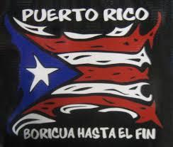 Puerto Rico Car Decal Sticker Boricua With Flag 76 On Popscreen