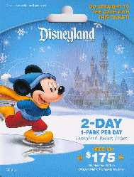 disneyland california tickets