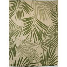 hton bay palm leaves green 7 ft 10