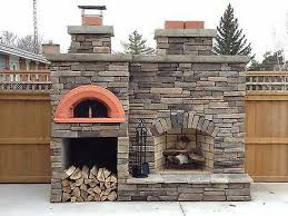 wood fired pizza oven kit spazio