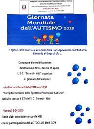 Giornata mondiale dell'autismo 2018   Istituto Comprensivo Statale ...