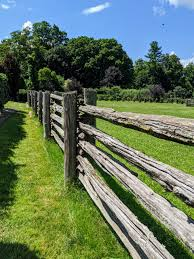 The Martha Stewart Blog Blog Archive Replacing Fence Posts At The Farm