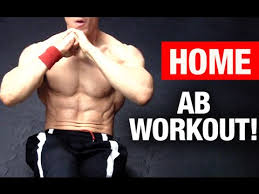 15 ab workouts from home that will tone