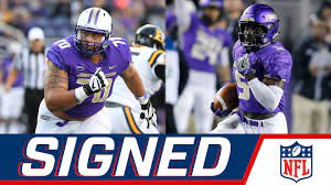 JMU's Aaron Stinnie and Raven Greene Sign NFL Contracts - James Madison  University Athletics