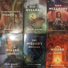 Young Wizards Series Set 1-6 by Diane Duane: Diane Duane, none ...