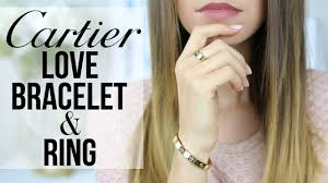 cartier love bracelet and ring story
