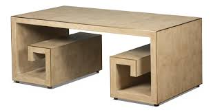 greek key coffee table