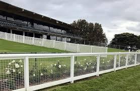 Racecourse Fencing Think Fencing