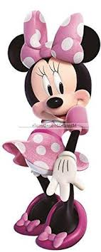 11 Inch Minnie Mouse Bow Mickey Removable Wall