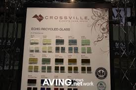echo recycled glass tile