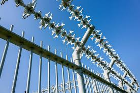 2 075 Military Razor Wire Security Fence Photos Free Royalty Free Stock Photos From Dreamstime