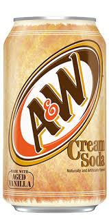 a w cream soda the american candy