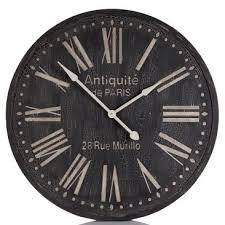 industrial clocks wall clock