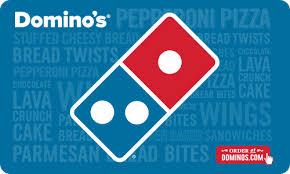 dominos pizza gift card balance check