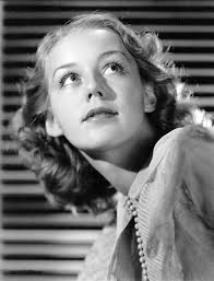 Anne Shirley, 1934, photo by Robert Coburn.Married to communist ...