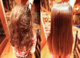 homemade hair detangler