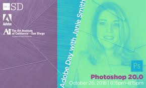 "Adobe ""Day"" – Photoshop 20.0 