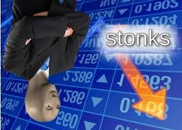 not stonks meme