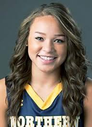 Savannah Smith, University of Northern Colorado women come on ...