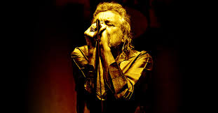 Robert Plant and The Sensational Space Shifters - Logjam Presents