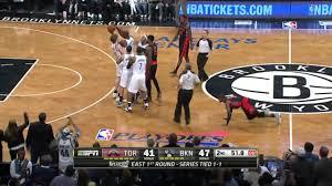 Toronto Raptors vs Brooklyn Nets Game 3 ...