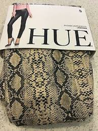 black python faux leather leggings