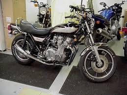 1983 kawasaki z1000 ltd moto