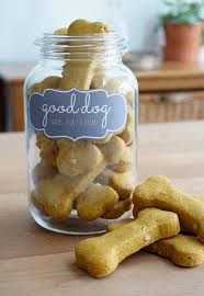 4 ings homemade dog treats