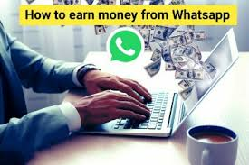 How to Earn Money from Whatsapp - full information
