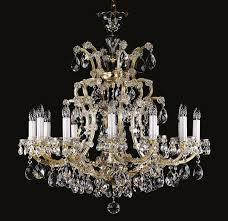 chandelier maria theresa l412cl