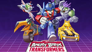 Angry Birds Transformers MOD APK v2.0.8 (Unlimited Coins/Gems)