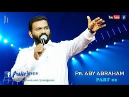 ABY ABRAHAM Convention Speech PART 02 - YouTube