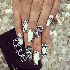 cool laque nails image 3890489 by