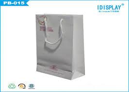 large printed paper bags uv coating