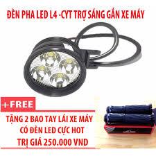 đèn Led Trợ Sáng Xe Máy Giá Rẻ