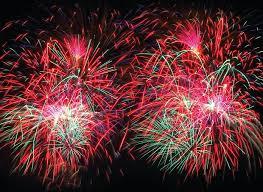bonfire night fireworks displays near