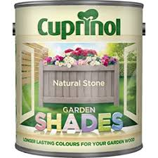 Cuprinol Cupgsns5l 5 Litre Garden Shades Paint Natural Stone Amazon Co Uk Diy Tools
