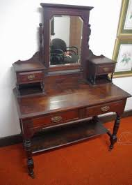 pine dressing table 107 cm wide