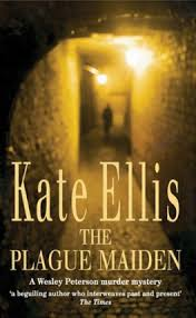 Wesley Peterson, Tome 8 : The Plague Maiden - Livre de Kate Ellis