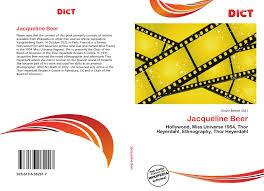 Jacqueline Beer, 978-613-6-96291-7, 6136962918 ,9786136962917