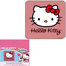 Chroma 000652 Hello Kitty Window Shadez Decal For Sale Online Ebay