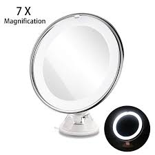 adjustable 7x magnification lighted led