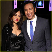 Aasif Mandvi Photos, News, and Videos | Just Jared