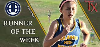 Runner of the Week – 5A Abby Gray – Alamo Heights