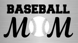 Baseball Mom Vinyl Decal Auto Cell Phone Laptop Yeti Baseball Life Ebay With Images Vinyl Decals Monogram Vinyl Decal Laptop Decal