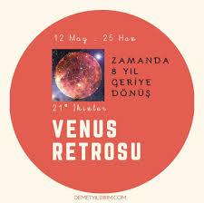 2020 Venüs Retrosu - Laya Holistic Therapy - Bütünsel İyileşme !