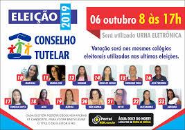 Saiba em quem Votar nas eleições do Conselho Tutelar de Água Doce do Norte  no dia 6 de outubro - Portal Adn