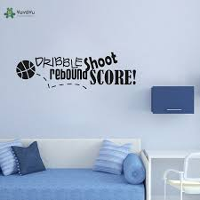 Sports Decal Kid S Room Pick Color 2 Volleyball Vinyl Wall Decals 30