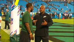 Ex-Gamecock Duce Staley to assume head coaching duties for the Eagles |  wltx.com