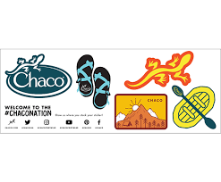 Chaco Sticker Pack Accessories Chaco